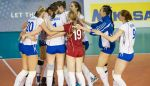 Montreux Volley Masters. Италия – Россия – 2:3