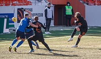 «Урал» – «Ротор» – 1:0